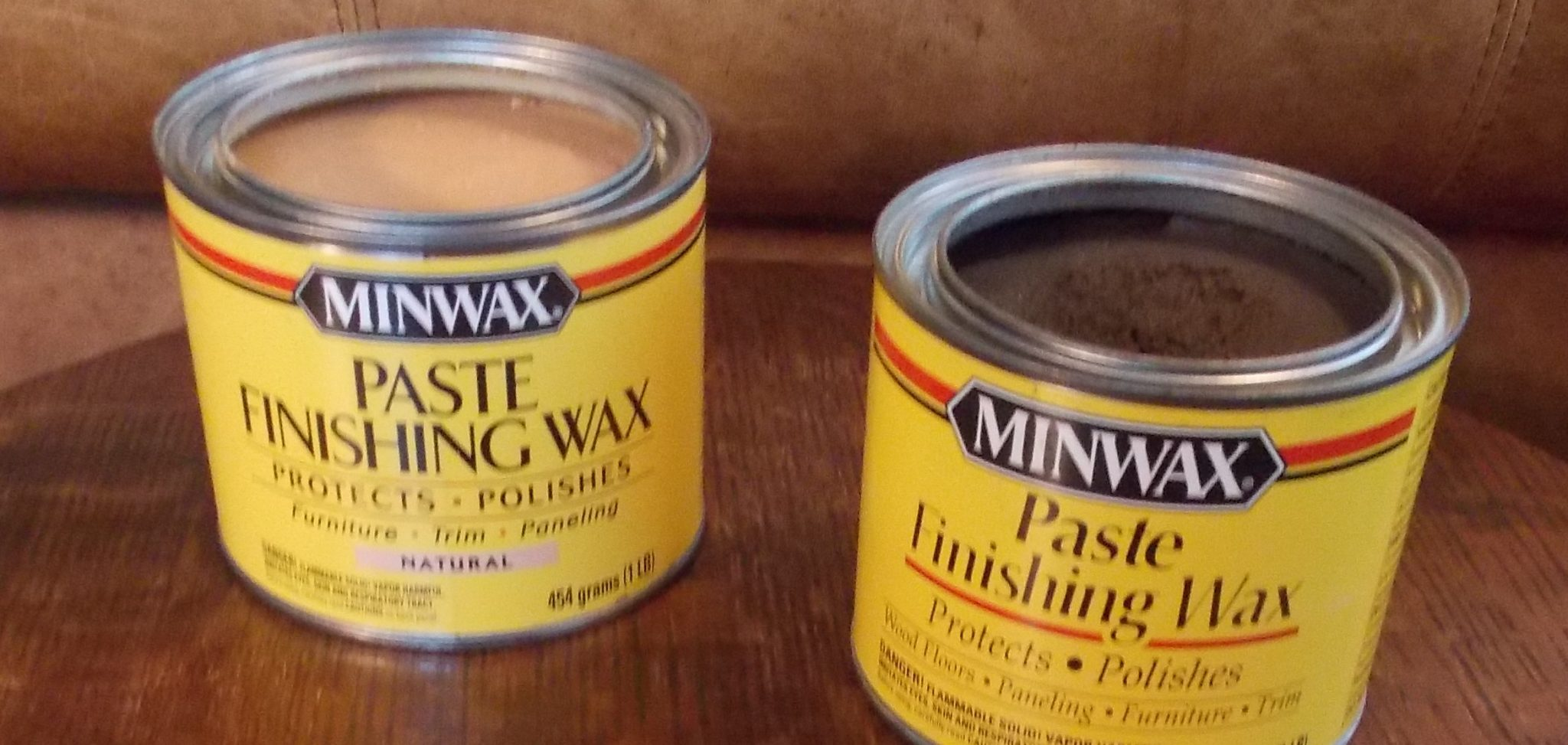 Which Is Best Wax Polish Or Oil