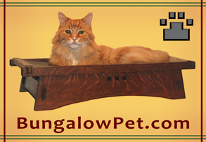 Bungalow Bob's Pet Designs:  Bob Schroeder