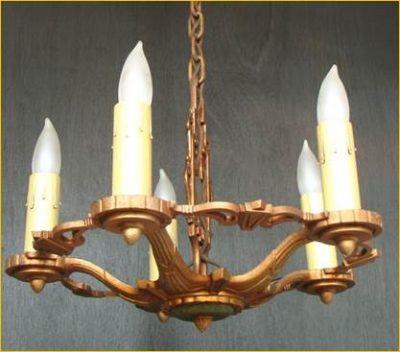 Harris House Antique Lighting