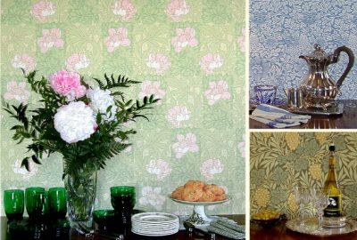 Historic Wallpaper – Charles Rupert Designs