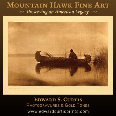 Mountain Hawk Fine Arts – Edward Curtis Prints